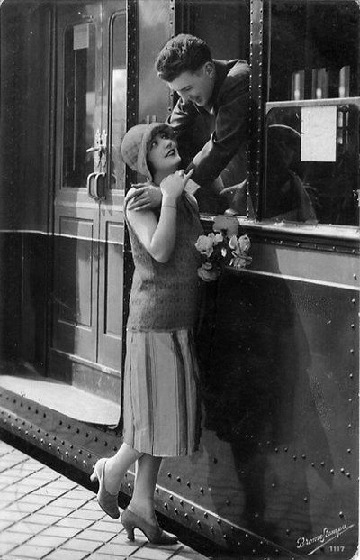How did dating change in the 1920s